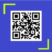 Escáner QR y Barcode icono