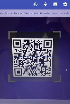 Escáner QR y Barcode Poster