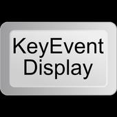 KeyEvent Display ikon
