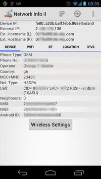Network Info II bài đăng