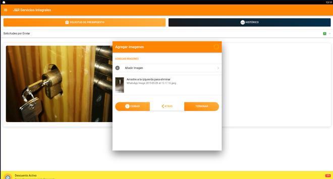 J&R Servicios Integrales captura de pantalla 11