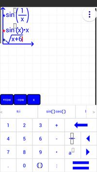 Advanced Calculator screenshot 2