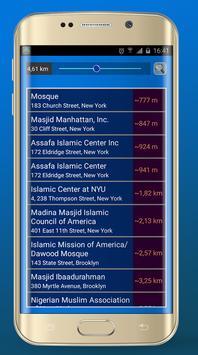 Prayer times USA 2019 screenshot 4