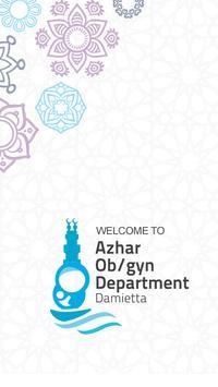 Student Portal OB/Gyn Dep., Al-Azhar University poster
