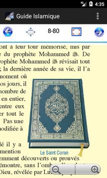 Guía Islámica Islamic Guide French screenshot 4