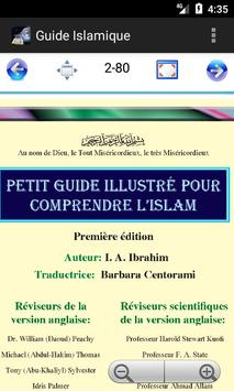 Guía Islámica Islamic Guide French screenshot 1