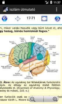 iszlám útmutató - Islamic Guide Hungarian screenshot 5