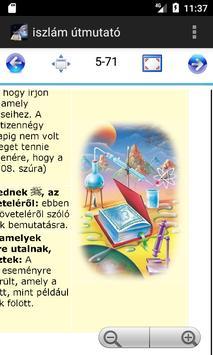 iszlám útmutató - Islamic Guide Hungarian screenshot 3
