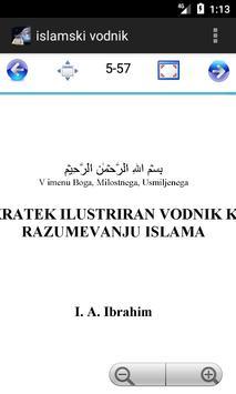 Islamski vodnik Vse v enem Islamic Guide Slovenian screenshot 1