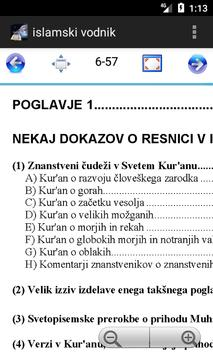 Islamski vodnik Vse v enem Islamic Guide Slovenian screenshot 2