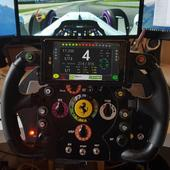 steering wheel display free icon