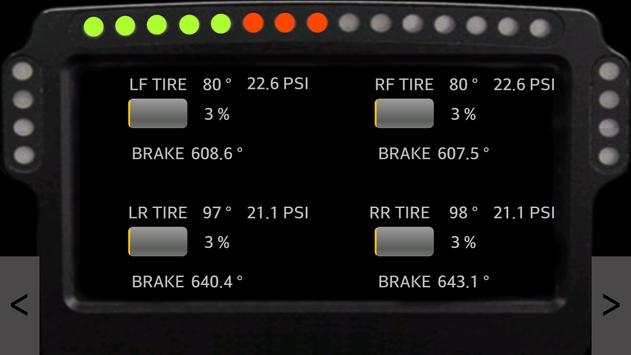 steering wheel display free screenshot 2