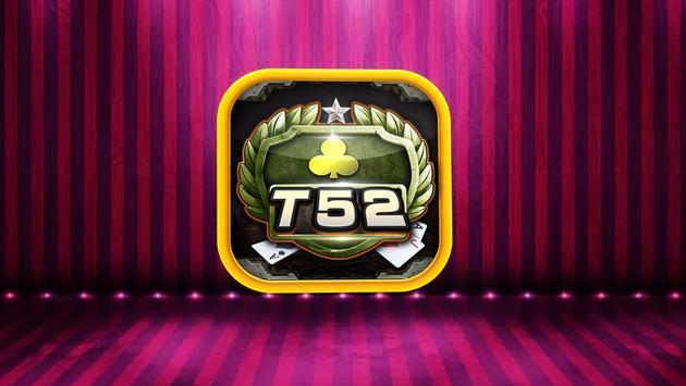 T52 Club - Danh Bai vui screenshot 1
