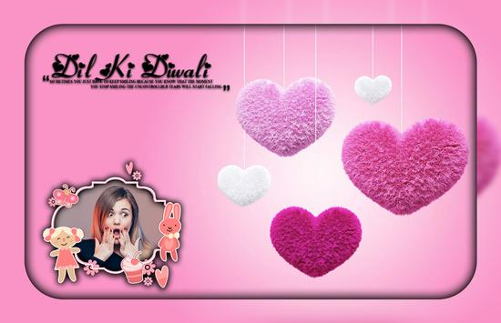 Pink Love Heart Photo Editor for Android - APK Download