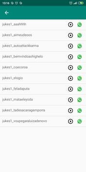 Jukes, Jovirone e Gratis: áudios engraçados screenshot 1