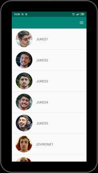 Jukes, Jovirone e Gratis: áudios engraçados screenshot 4