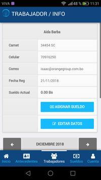 Árbol App screenshot 4