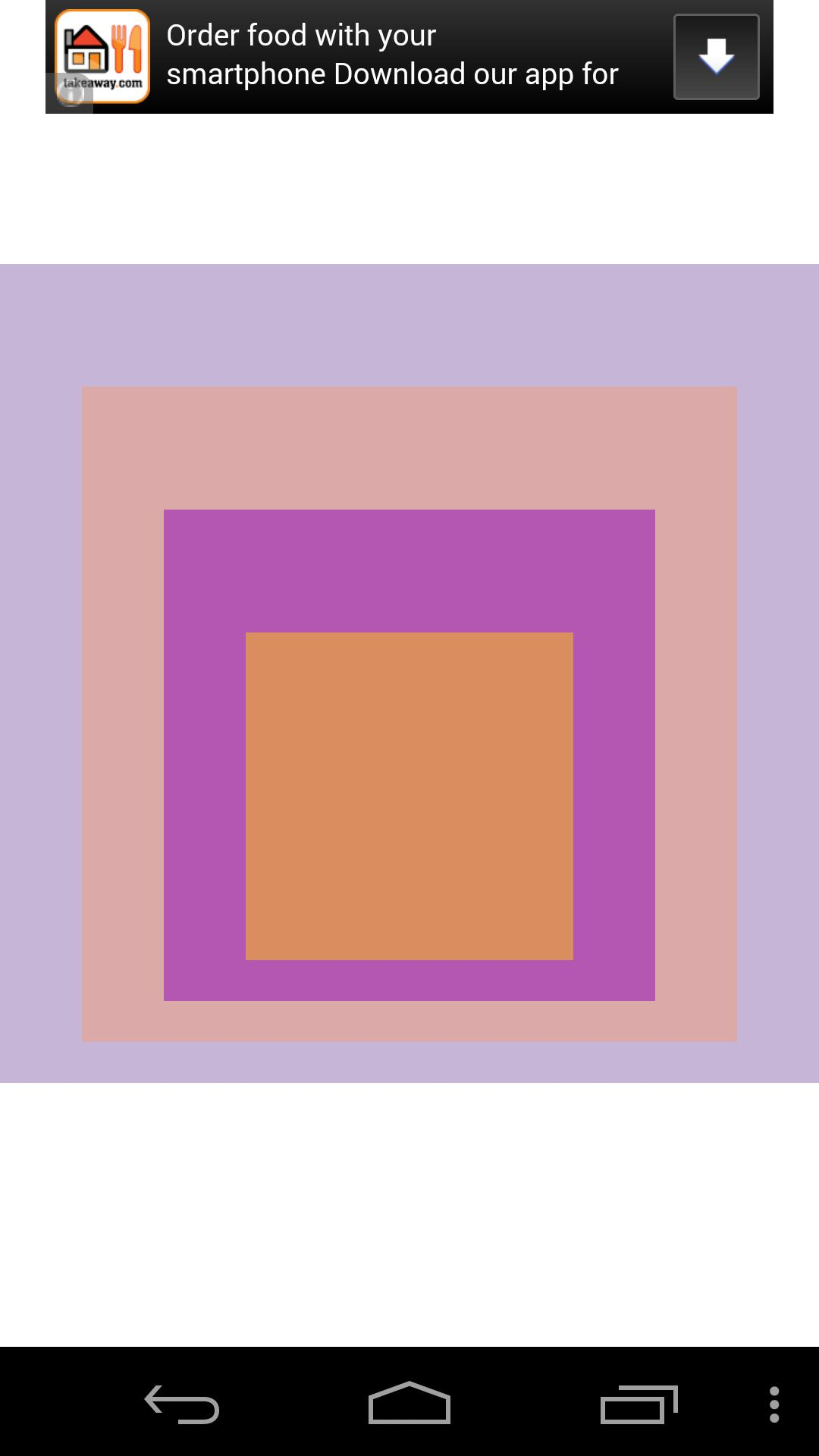 Albers poster