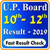 U.P. Board 10th & 12th Result 2019 icon