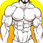 Muscle Blasting icon