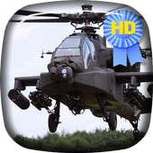 Boeing Apache Helicopter LWP icon