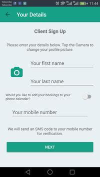 BookingHero screenshot 2
