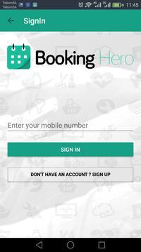 BookingHero screenshot 3