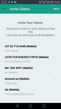 BookingHero screenshot 4