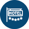 Hotel  Booking ikona