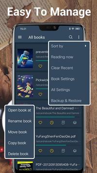 EBook Reader screenshot 3