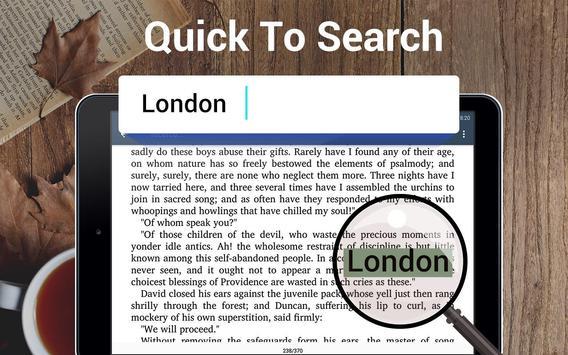 EBook Reader screenshot 14