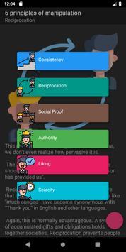 The 6 Principles of Manipulation screenshot 1