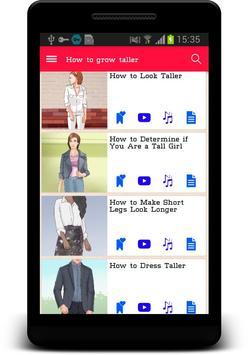 How to grow taller screenshot 1