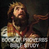 BOOK OF PROVERBS - BIBLE STUDY icon