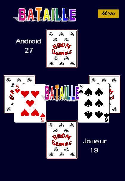 Bataille Jeu De Cartes Simple Pour Android Telechargez L Apk