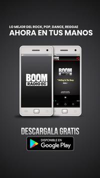 Boom Radio Ec poster