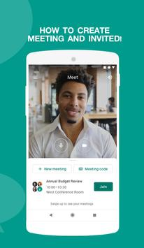 Guide Online Meet using Google screenshot 2