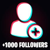 Tik-Booster™: Fans, Followers, Likes for tik-tok icon