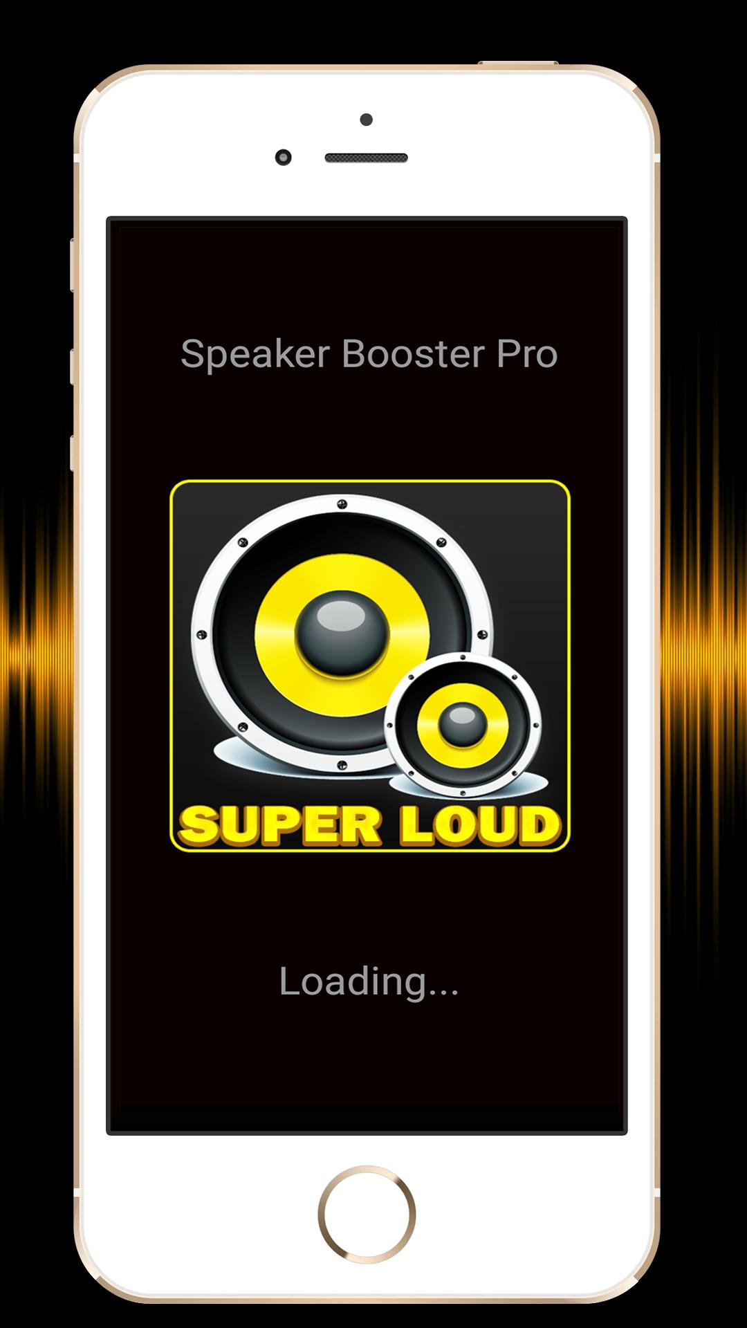 400 high volume booster super loud (sound booster) for