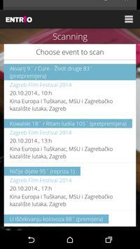 Entrio scan screenshot 3