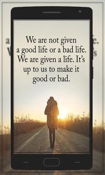 Motivational Quotes Wallpaper screenshot 3