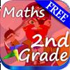 2nd Grade Math Learning Games иконка