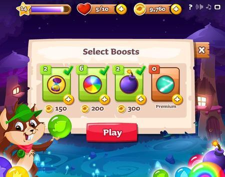 Bosque de Burbujas screenshot 5