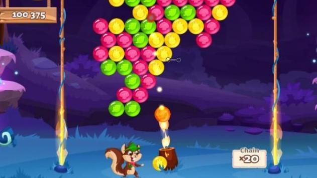 Bosque de Burbujas screenshot 2