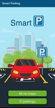 Smart parking poster