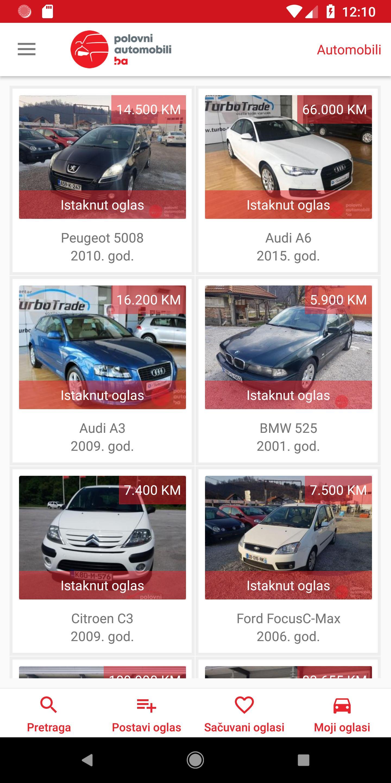 Polovni Automobili Ba For Android Apk Download