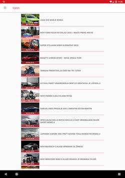 Polovni Automobili BA screenshot 15