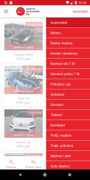 Polovni Automobili BA screenshot 2