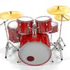 ikon Drum Solo: Rock! Drum Kit Yang