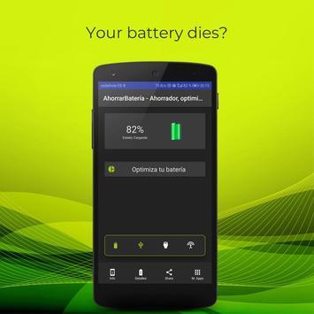 🔋 Bateriup - Batterijbesparing en optimizer-poster